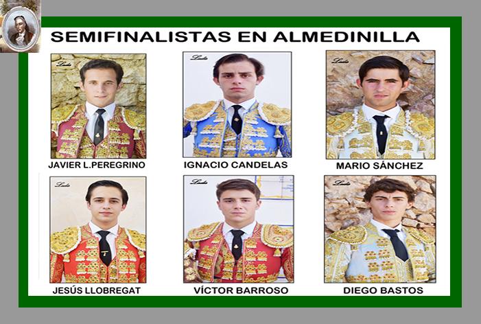 "Dossier de Prensa, ""Gran Semifinal"" del XXVII Ciclo que retransmite Canal Sur TV: Almedinilla – Córdoba, 21 de agosto"