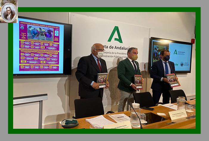 La A.A.E.T. 'Pedro Romero' ha presentado la ''Memoria de la Temporada 2020' y el nuevo proyecto de 'Fomento de la Cultura Taurina de Andalucía 2021'