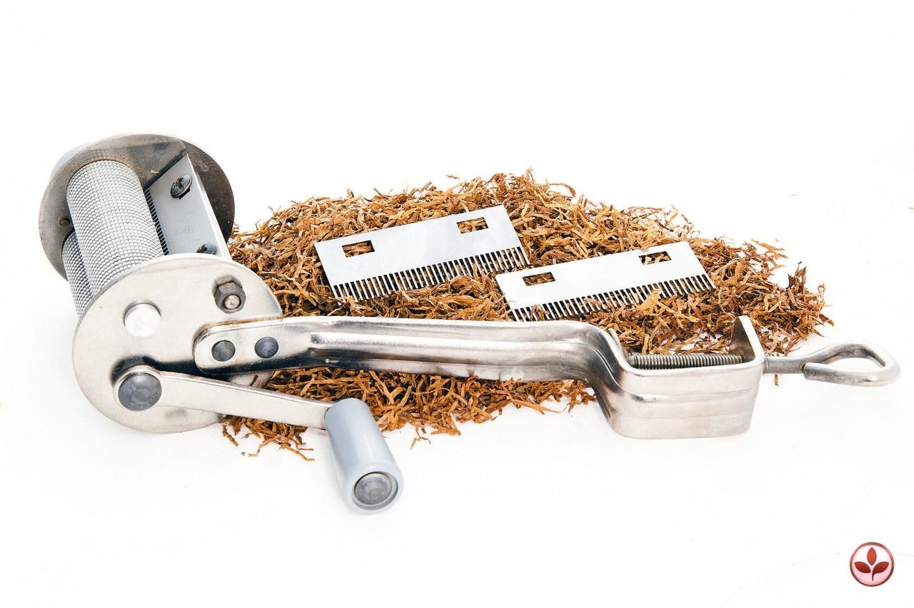 Tabakschneider für Herstellung von Rauchtabak - Tabakschneider
