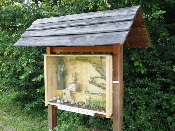 Vogelstimmenstation