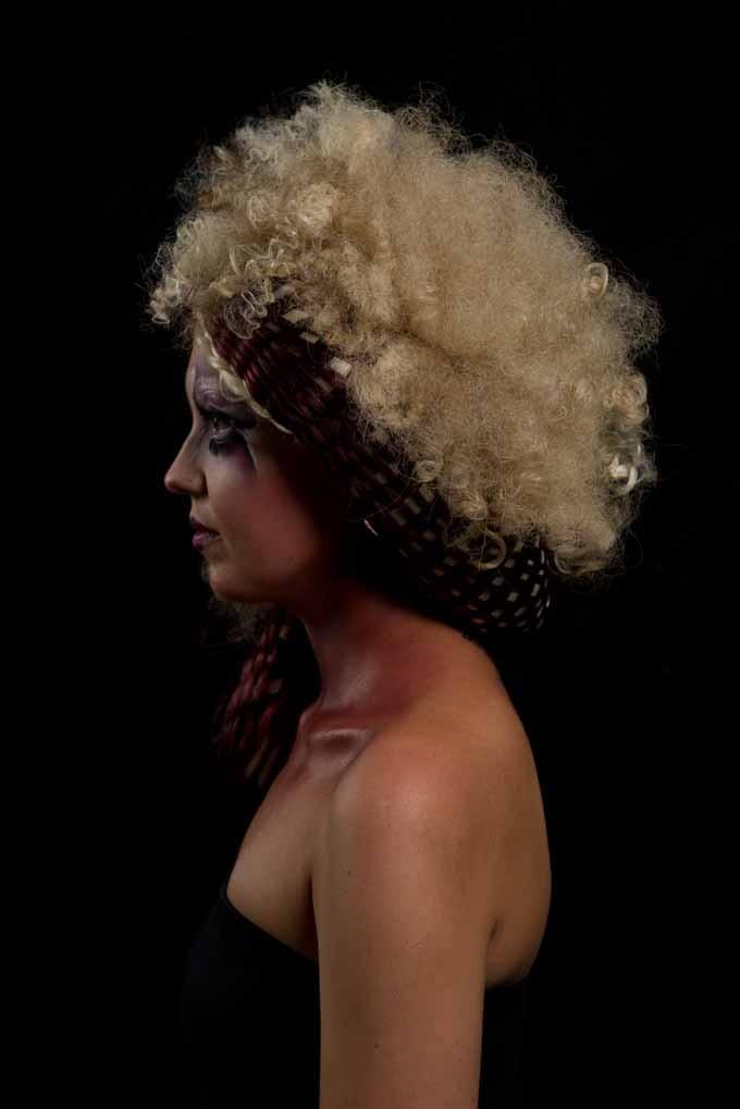 Show-Frisur
