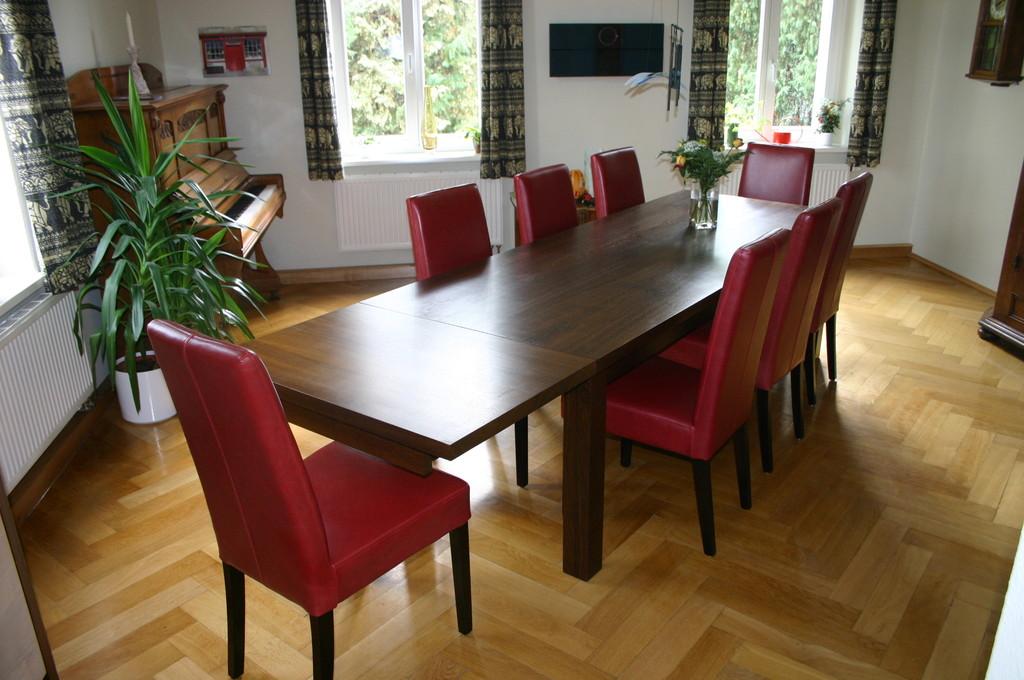 TISCHER Tischlerei + Holzbau GmbH: Massivholztisch