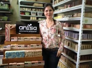 Anisa Jabón, El Emprendedor