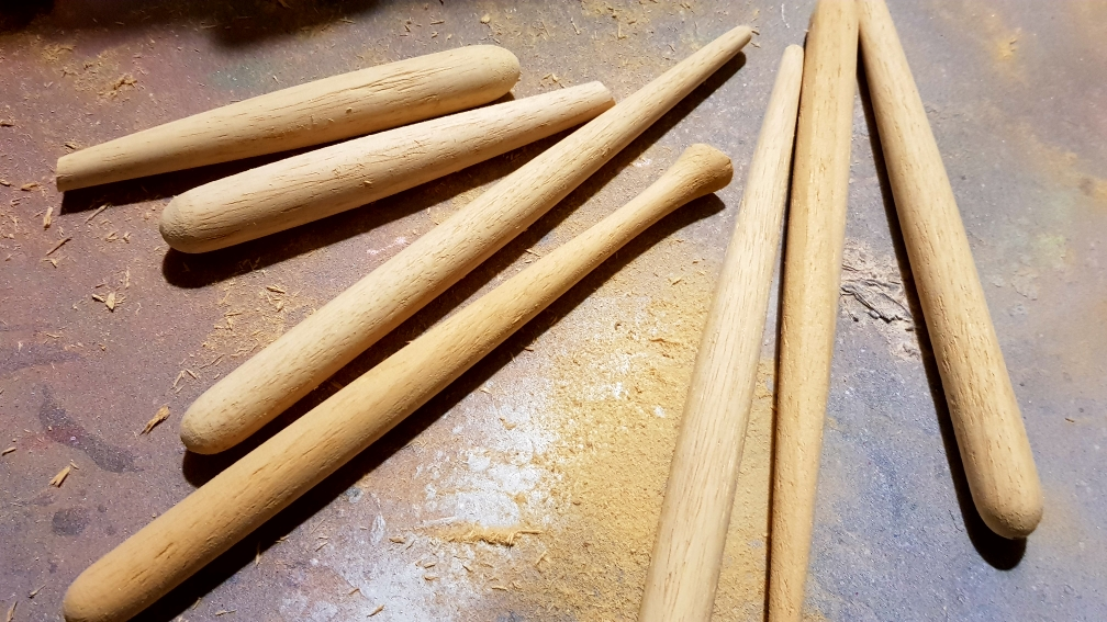 Tutti i nostri tipi di needle in legno