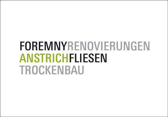 Wortmarke für einen Handwerker in Düsseldorf