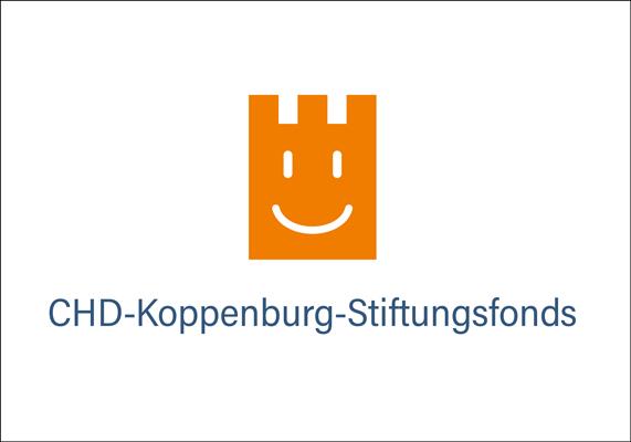 Wort-Bildmarke für einen Stiftungsfonds, der im Düsseldorfer Stadtbezirk 7 Arme und sozial Benachteiligte finanziell unterstützt