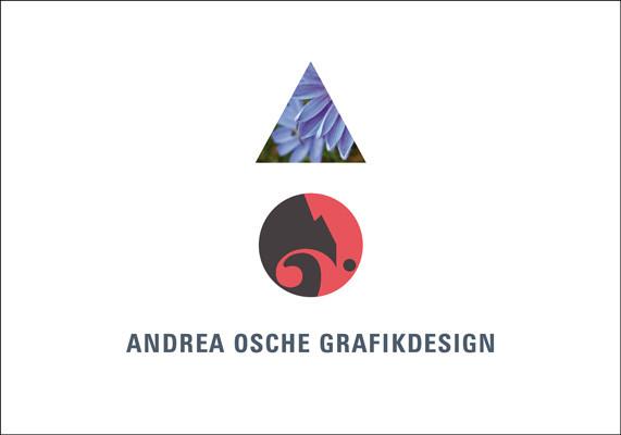 Logo Andrea Osche Grafikdesign, Düsseldorf