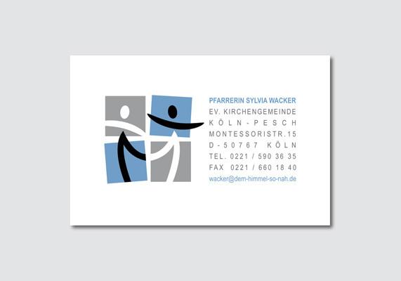 Visitenkarte | Ev. Kirchengemeinde Köln-Pesch