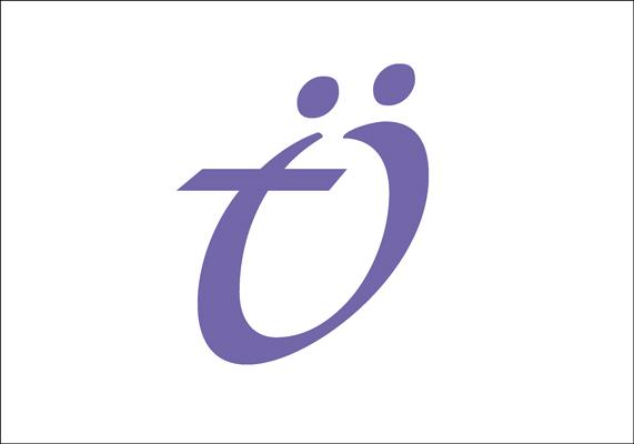 Logo-Entwurf zum Begriff »Ökumene«   © Andrea Osche – www.a-osche.de