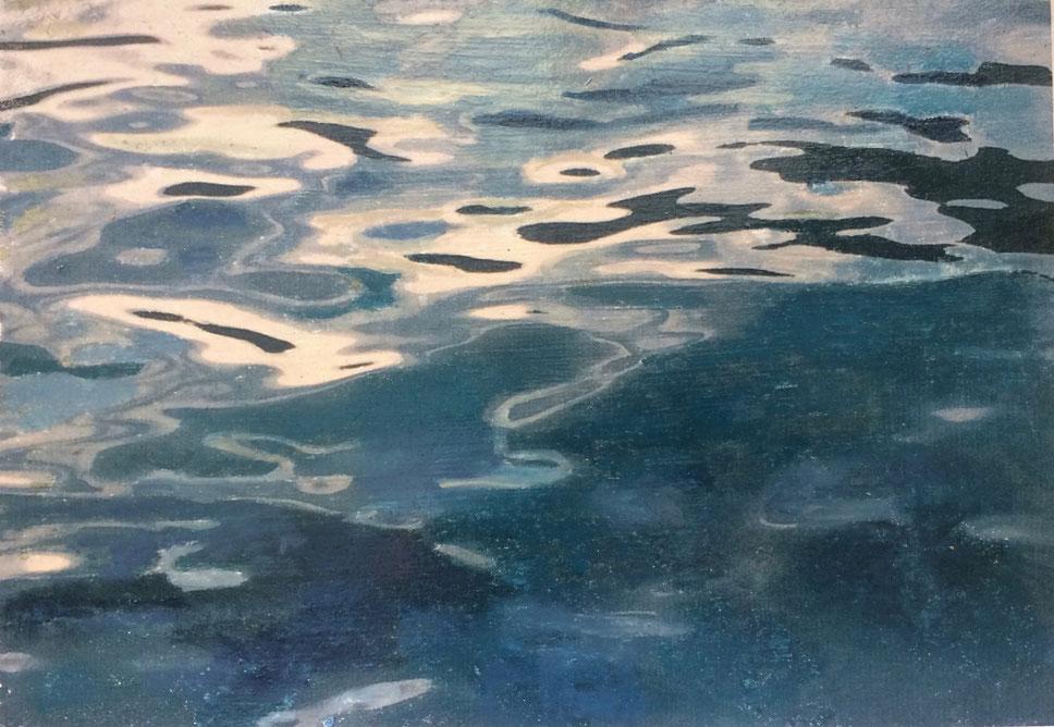 Wasser malen - einfach beginnen!