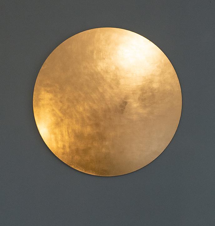 Goldene Sonnenscheibe - die Kraft der Sonne im Aussen und Innen