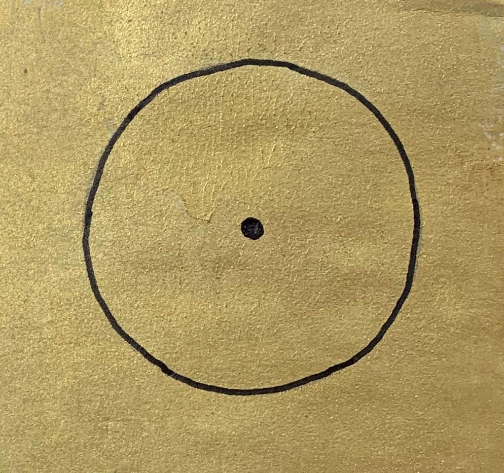 Goldscheibe - Sonnenscheibe - Sonnensymbolik
