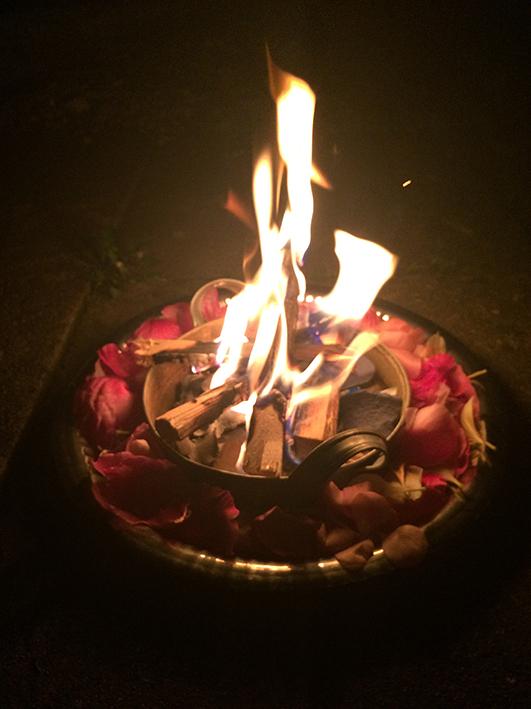 Shakti-Feuer zum Vollmond und Inspirationen für dein Ritual