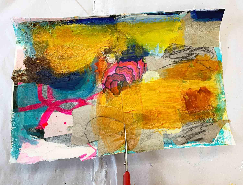 Selber malen – eine kreative Bild-Attacke