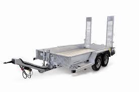 Tieflader 6,5t mit Druckluftbremse (nur für LKW Zugmaschine)