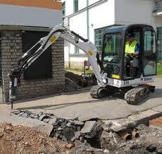 Abbruchhammer 115 Kg