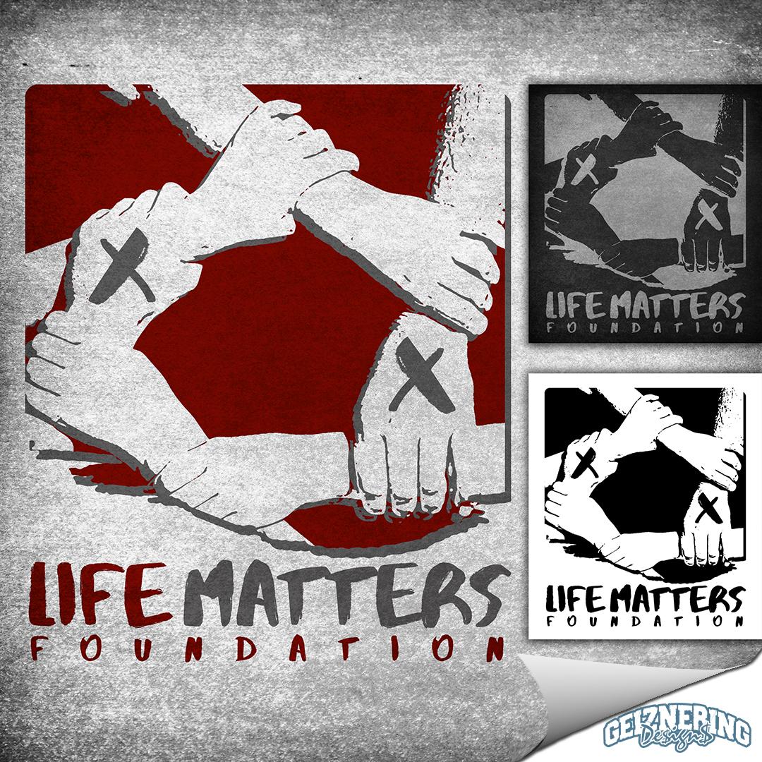 Logodesign - LIFE MATTERS FOUNDATION