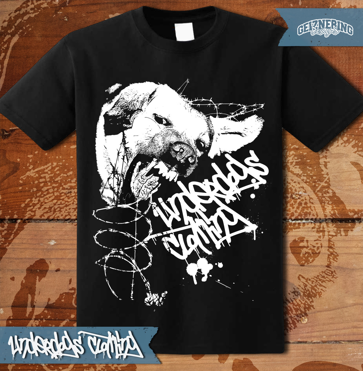 T-Shirt-Design - UNDERDOGS CLOTHING