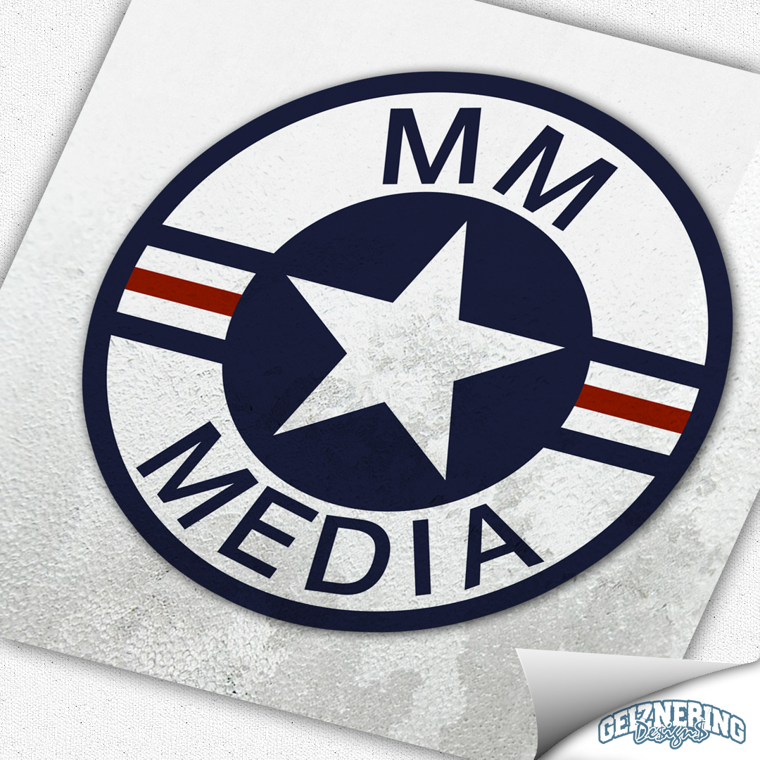 Logodesign - MM MEDIA