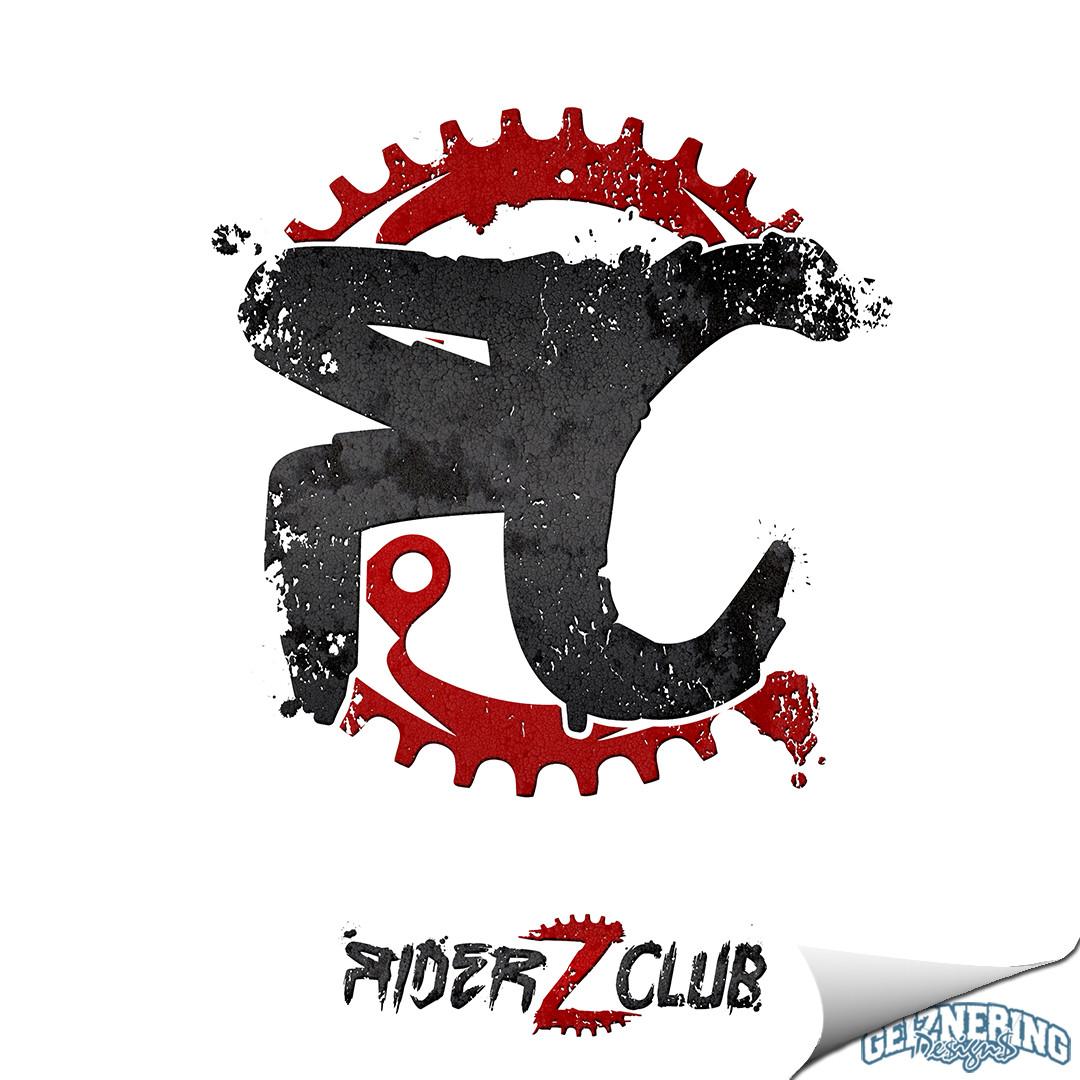 Logodesign - RIDERZCLUB