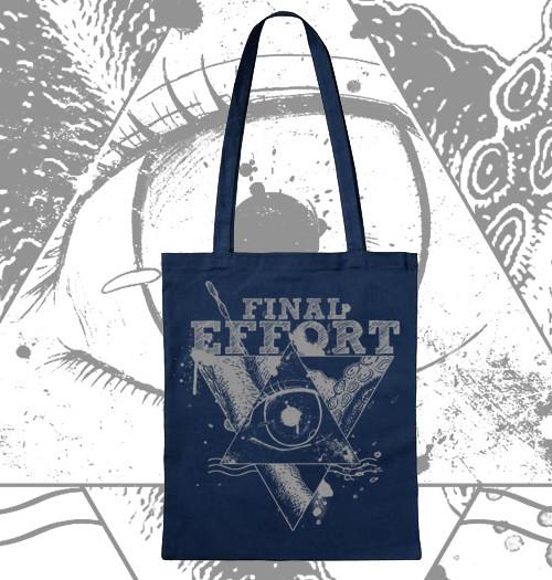 Tote Bag-Design for FINAL EFFORT (Band)