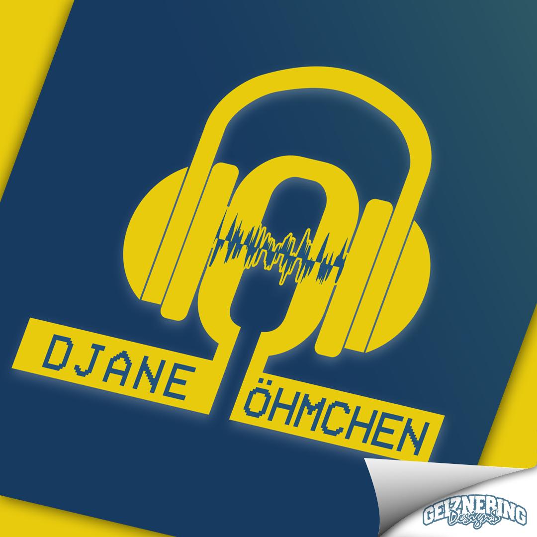 Logodesign - Djane Öhmchen