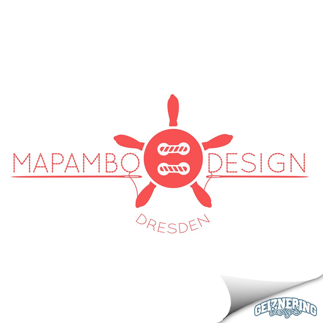 Logodesign - Mapambo Design Dresden