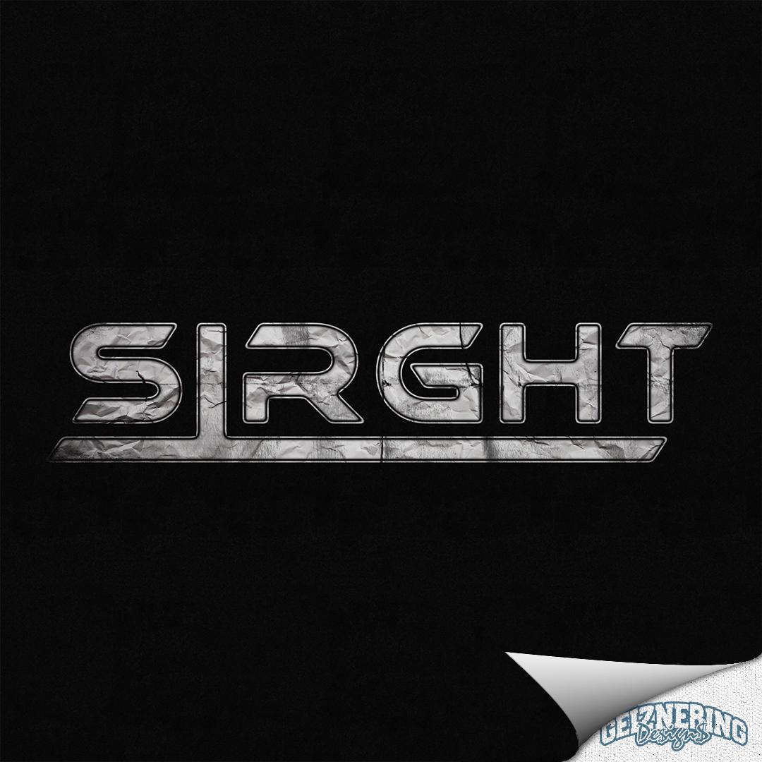 Logodesign für STRGHT