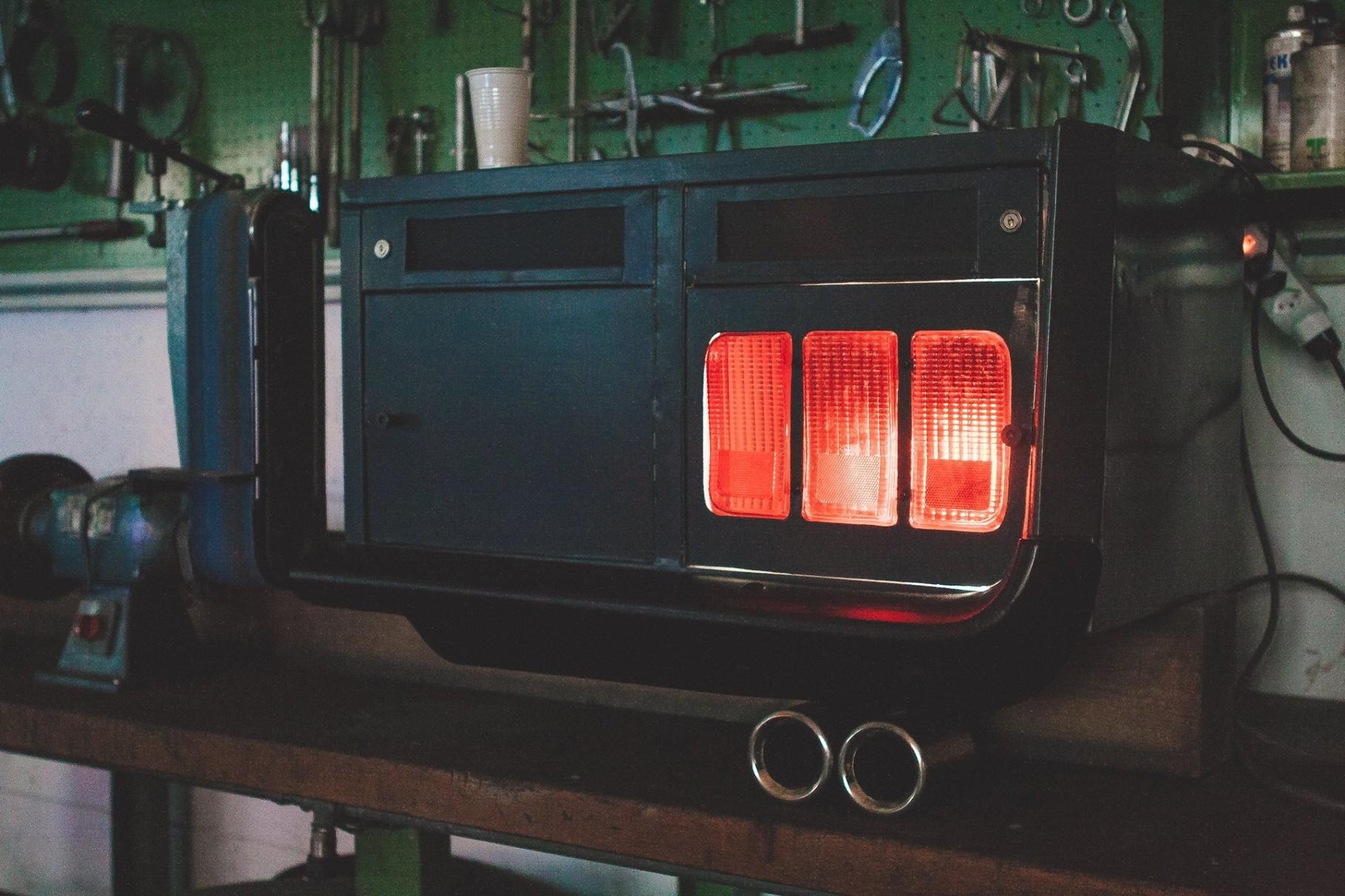 Auto Möbel automöbel garage meilenweit