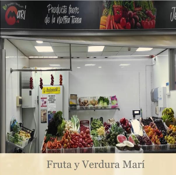Frutas y Verduras Mari