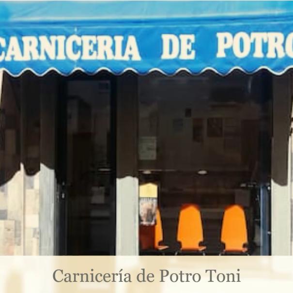 Carnicería de Potro Toni