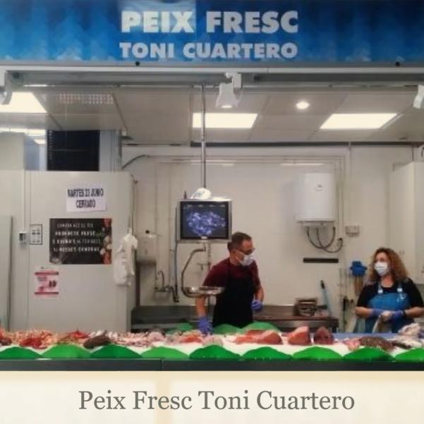 Peix Frec Toni Cuartero