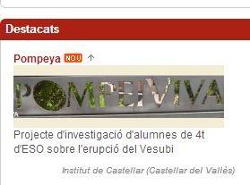 Recurso de Cultura Clásica en la Xtec. Junio 2014