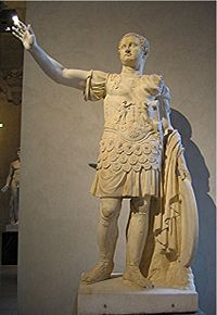 Tito, emperador romano desde el año 79 a 81 dC.