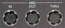 Le Midi dans vos Rack & Pedalboard comment ça marche?