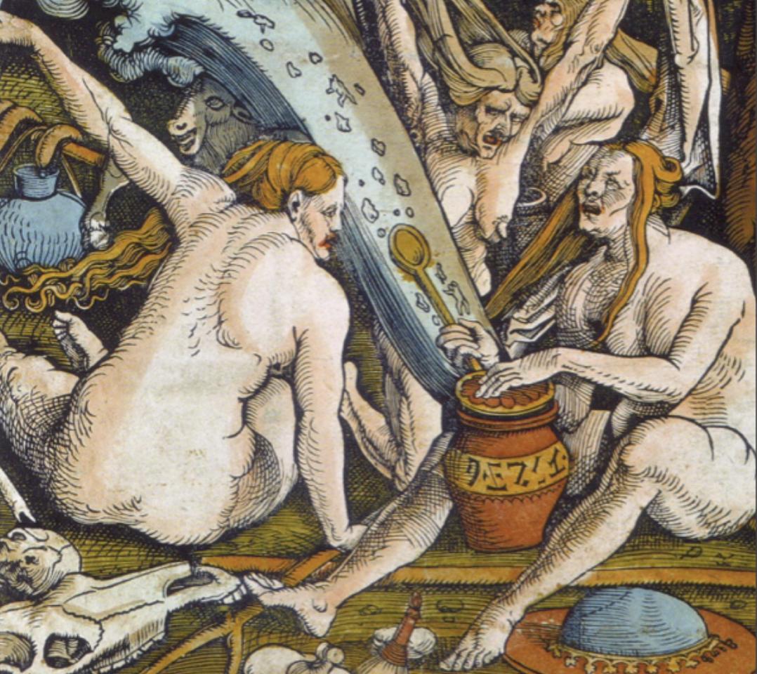 La chasse aux sorcières en Alsace