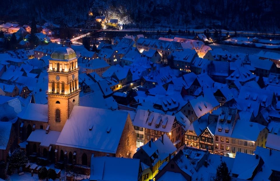 Noël - Wihnachta en Alsace, Kaysersberg-Vignoble