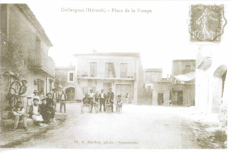 Rue des Lavandières