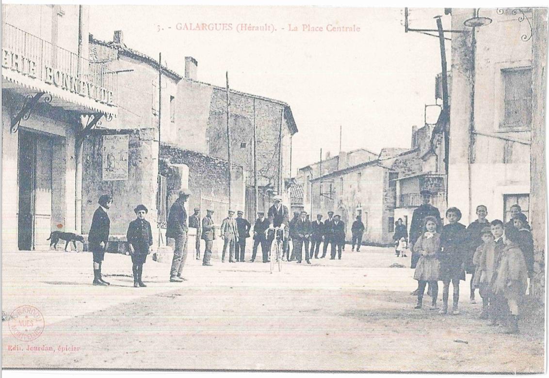 Avenue de l'Abrivado