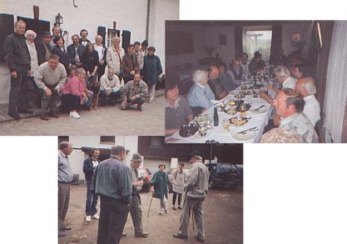 Vereinsausflug Bienenzuchtverein Merkstein 1996