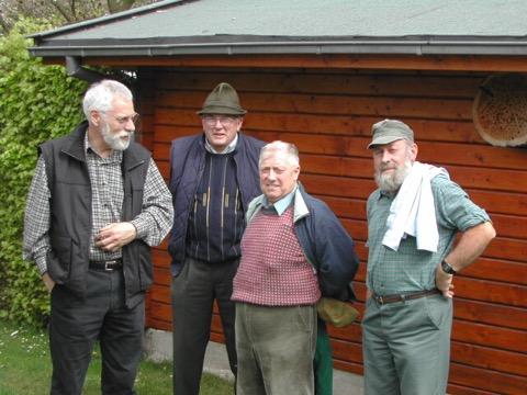 Zuchttag Bienenzuchtverein Merkstein 2010