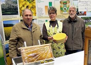 Vorstand Bienenzuchtverein Merkstand 2016