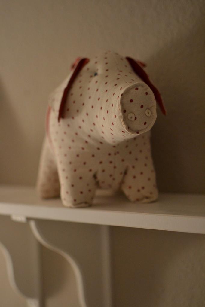 Freda das Schwein