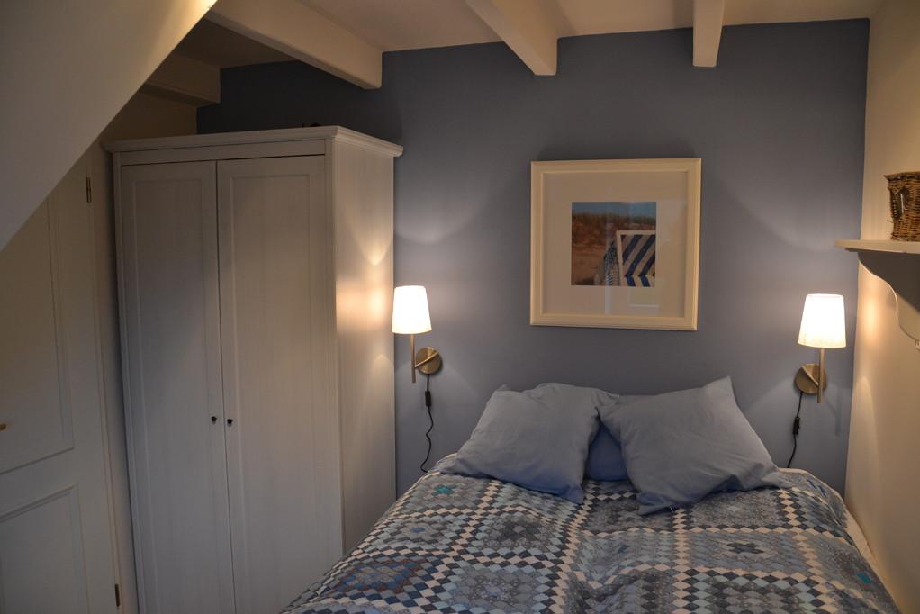 Das blaue Schlafzimme (klein)