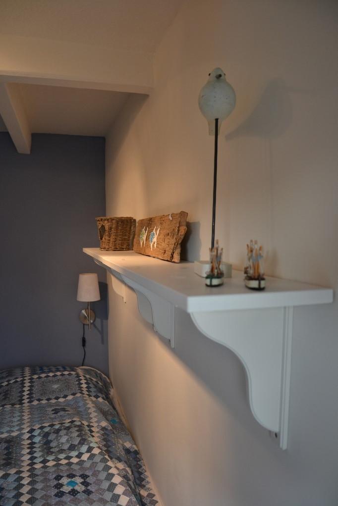 Das blaue Schlafzimmer (klein)