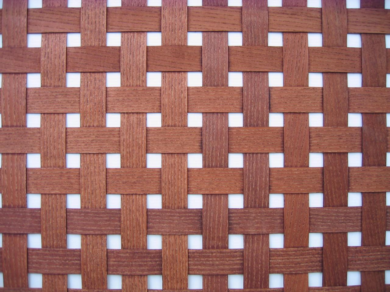 Holzgeflecht  90°