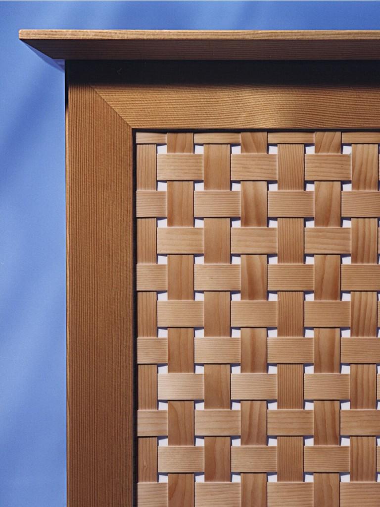 Holzgeflecht Altea 37 x 12