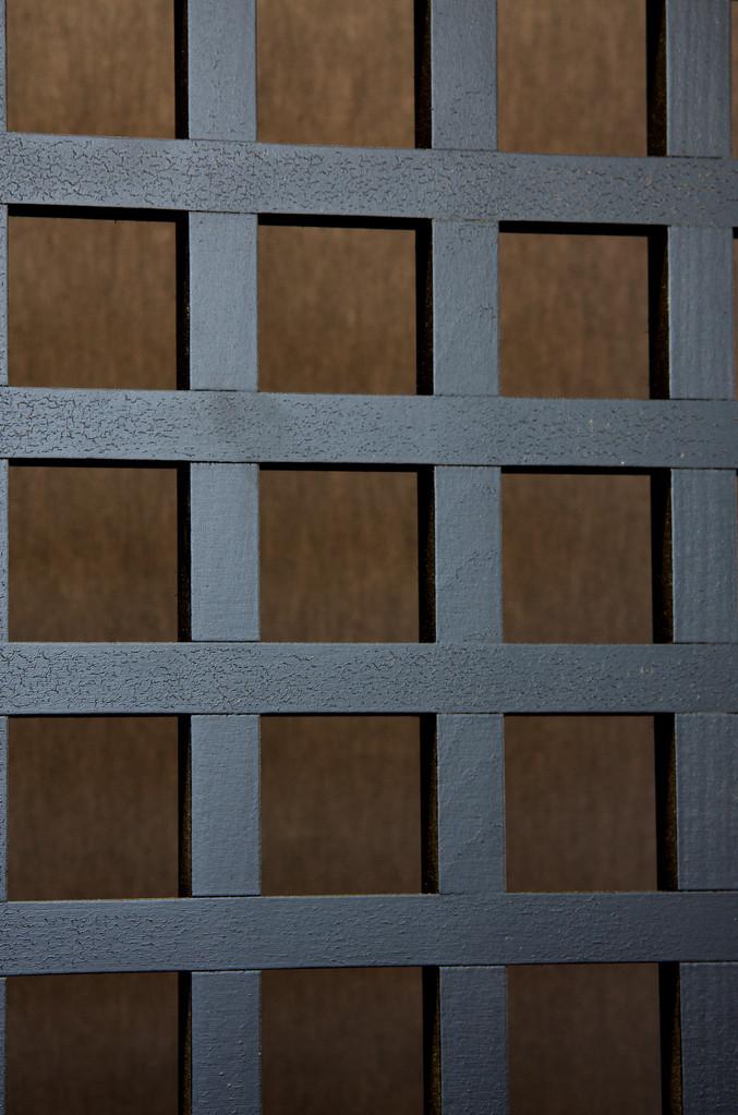überplattetes Gitter 3