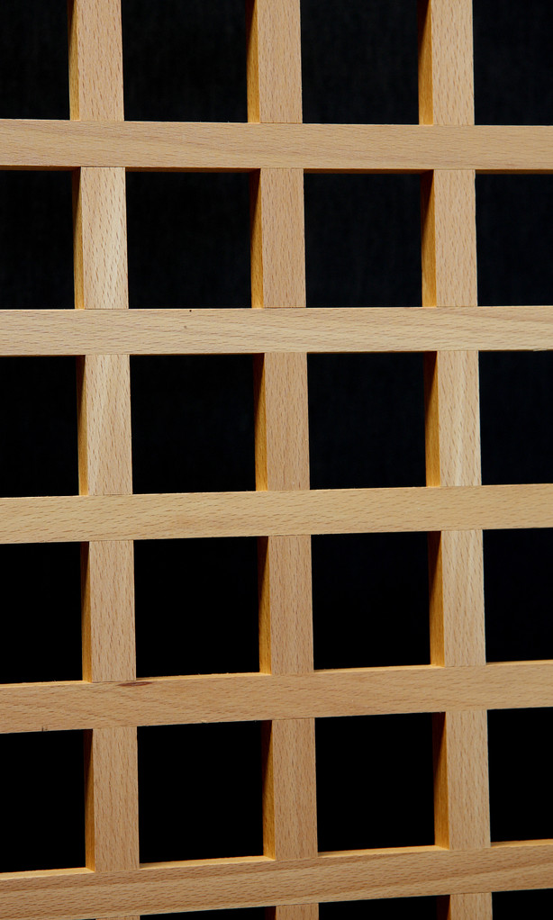 überplattetes Gitter 2