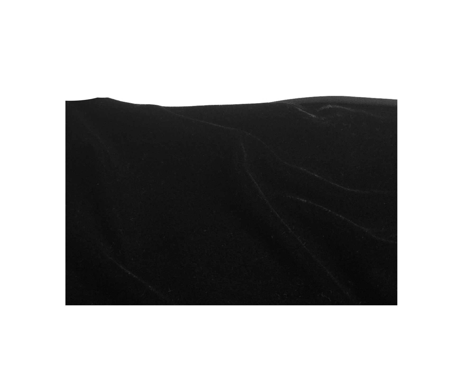 schwarzer Samt